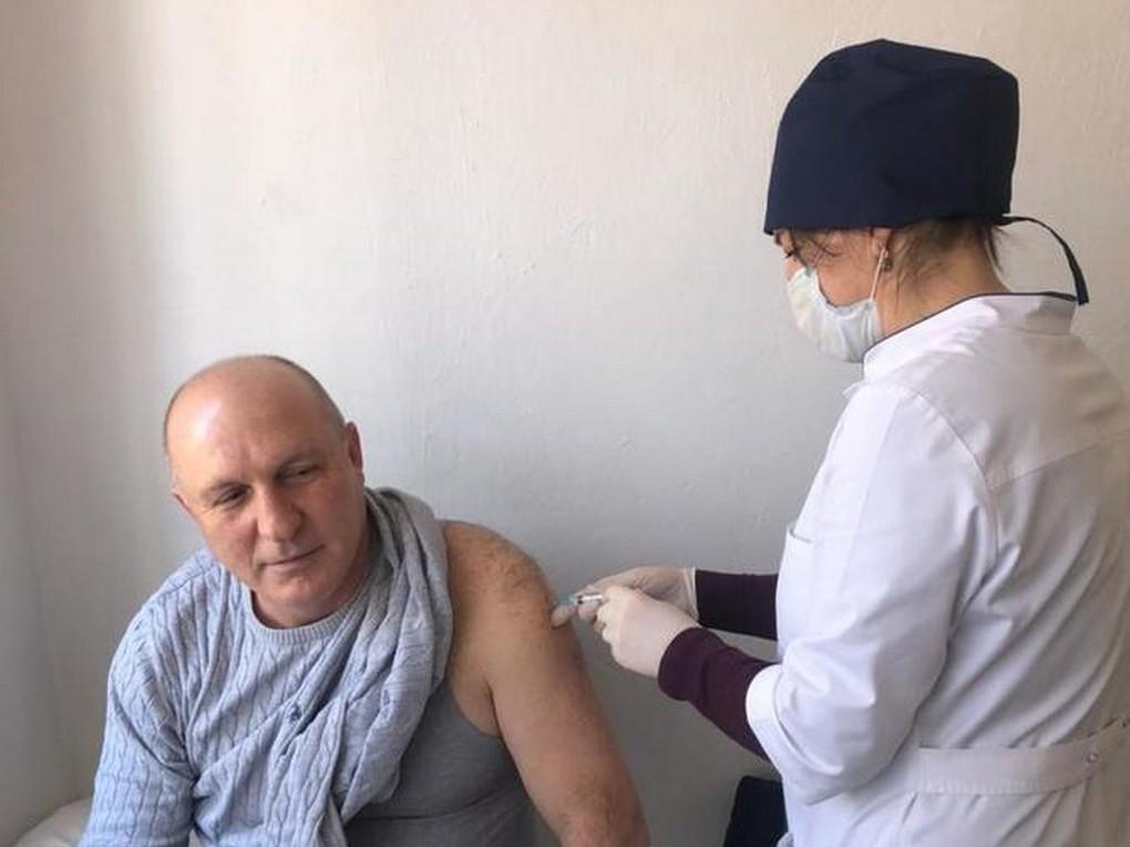 В Кушву поступила очередная партия вакцины против коронавируса – 400 доз.