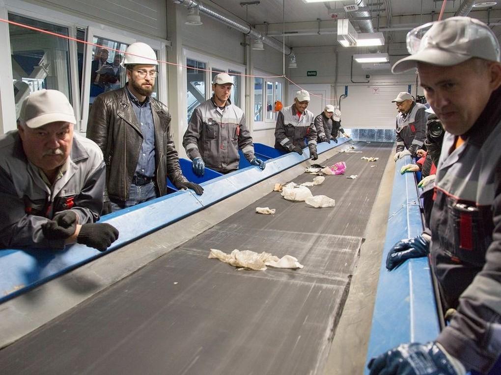 В районе кушвинского полигона ТБО построят мусоросортировочный завод за 3 миллиарда рублей.