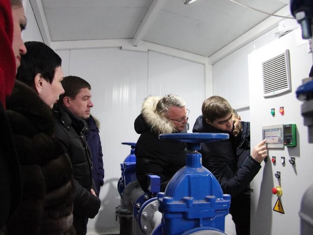 В Верхней Туре и Кушве продолжается строительство новых водозаборов из подземных источников водоснабжения. Ввод объектов в эксплуатацию