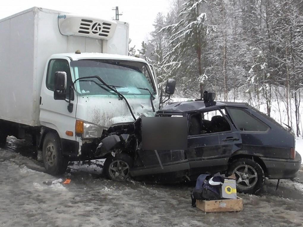 5 апреля на автодороге «Кушва – Баранчинский» в аварии с грузовиком погибли три человека. По данным регионального управления ГИБДД