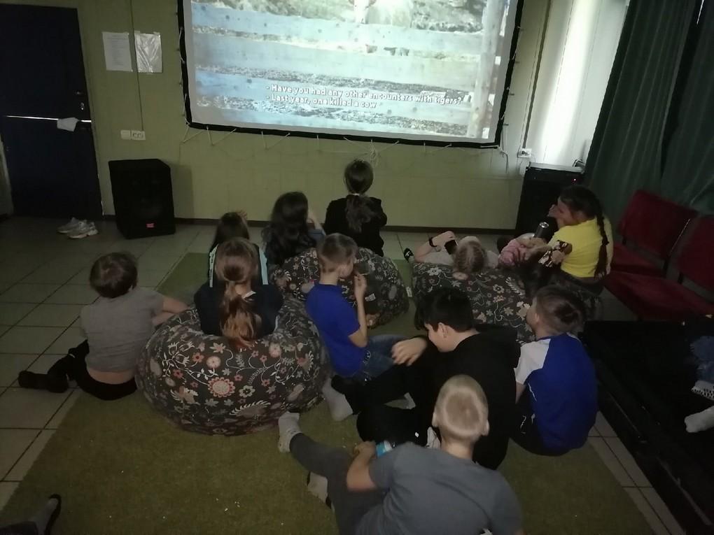 """В прошедшее воскресенье в кинотеатре """"КульТУРА"""" прошел киномарафон показов Международного кинофестиваля стран Арктики """"Arctic Оpen»."""