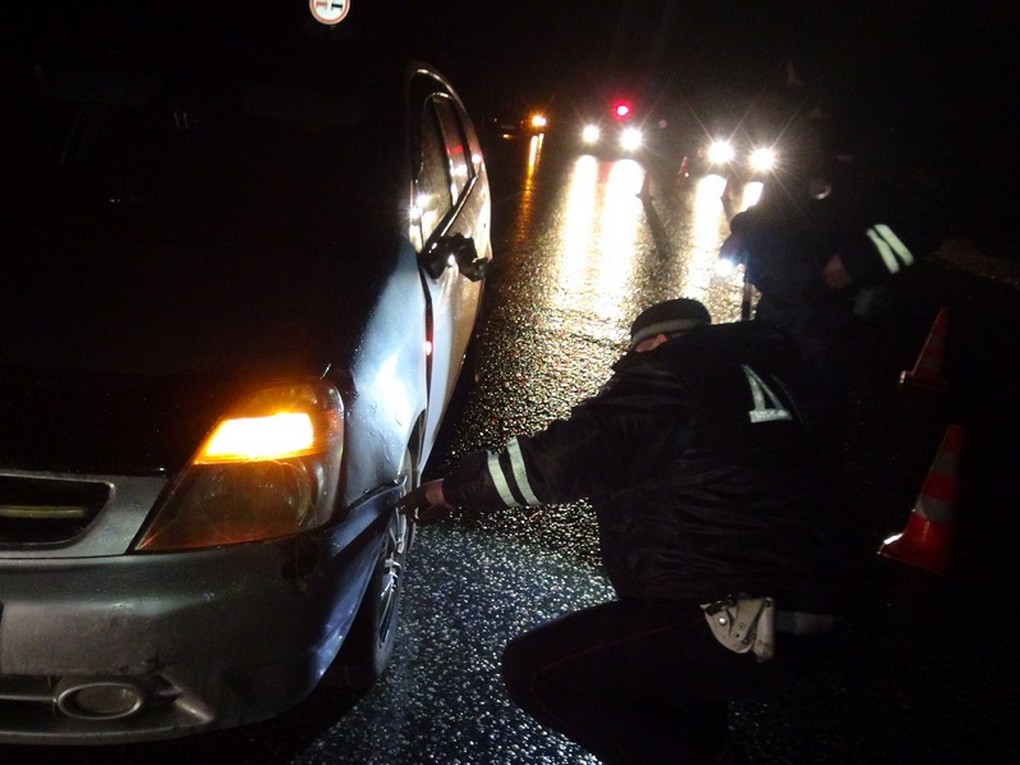 В час ночи 2 мая в Кушве в районе дома №2 по ул. 40 лет Октября (пос. Дачный) произошло ДТП, в котором пострадал пешеход.