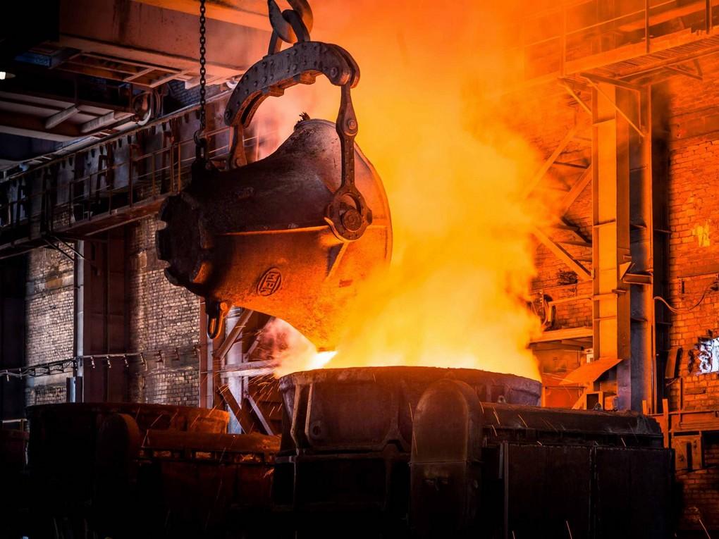 В честь Дня металлурга на «Святогоре» стартовала традиционная трудовая вахта. Основные подразделения комбината: металлургический