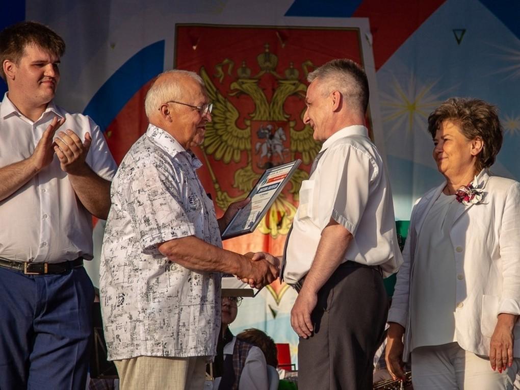 Образцовый оркестр духовых инструментов ДК «Металлург» стал лауреатом I степени Всероссийского конкурса-фестиваля «Новоуральские