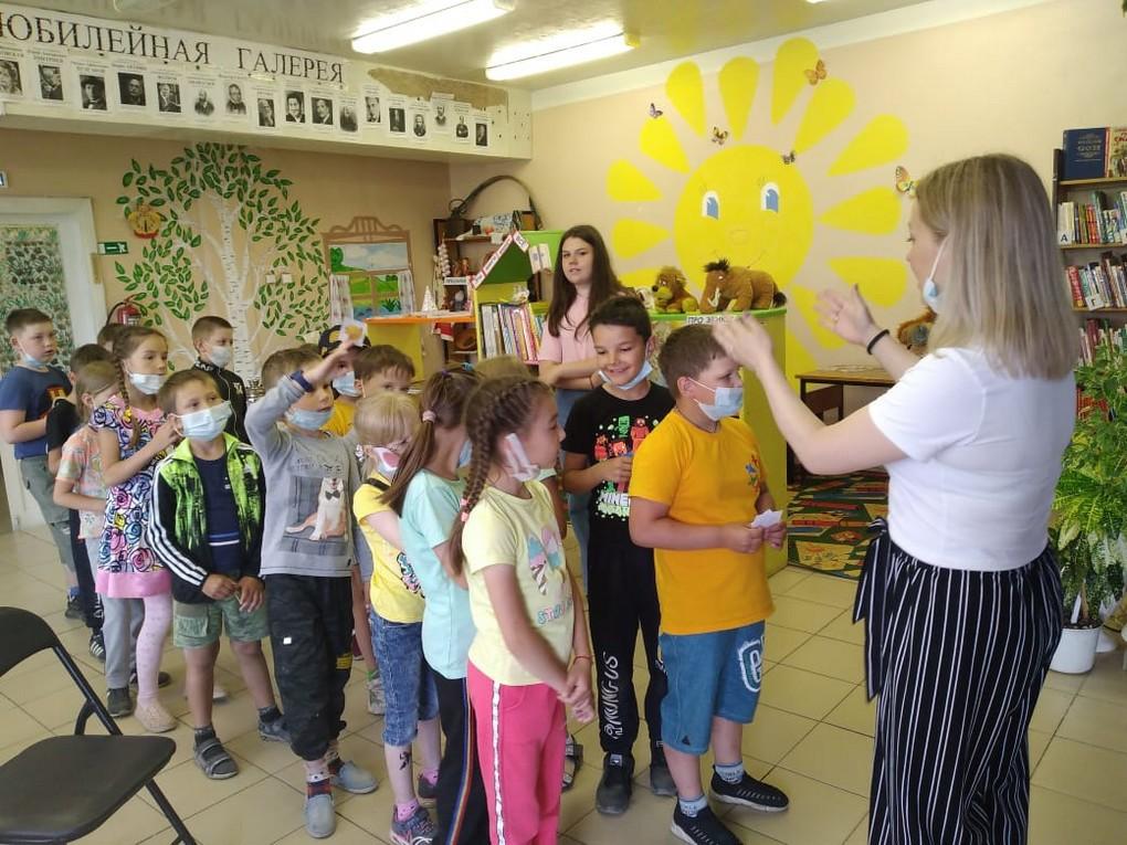 В кушвинской Городской библиотеке №1 проходят мероприятия для ребят. Так, в рамках Всероссийского фестиваля энергосбережения и экологии
