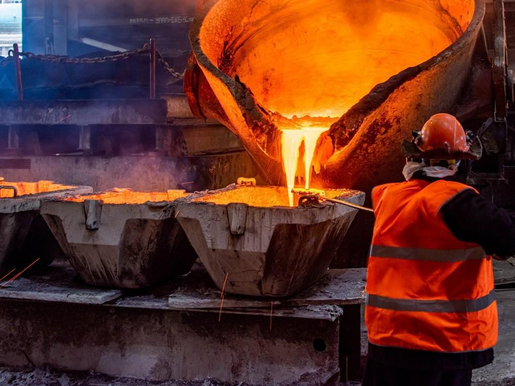 «Святогор» подвел итоги 30-дневной трудовой вахты, посвященной Дню металлурга. Соревнование стартовало 16 июня.