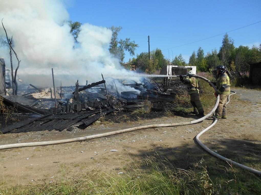 С начала года в Кушве зарегистрировано 106 пожаров. Последний из них произошел 15 июля в первой половине дня на улице Рабочей