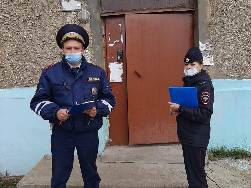 В Свердловской области продолжаются рейдовые