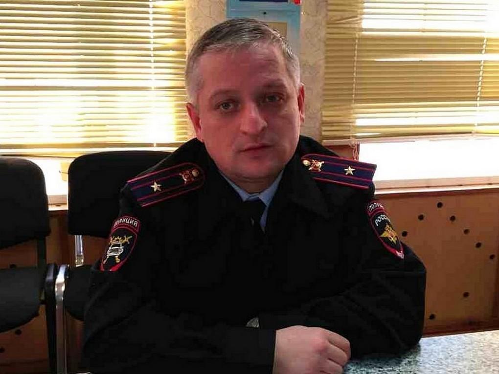 Замначальника полиции по охране общественного порядка