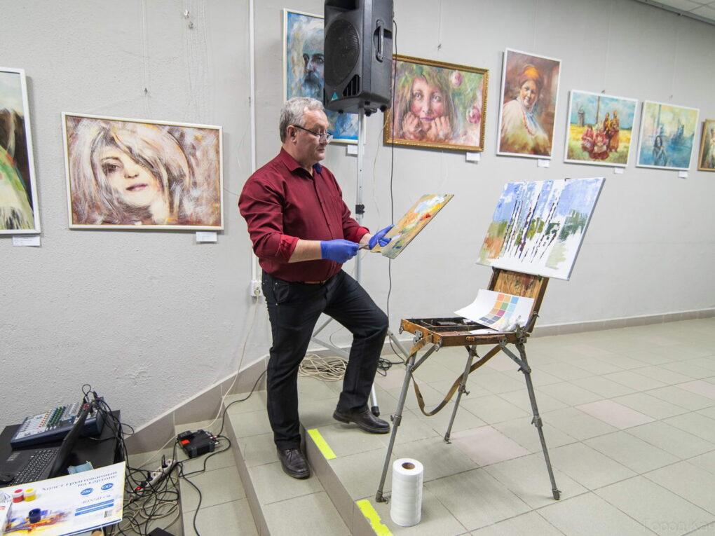 выставка Валерия Старкова